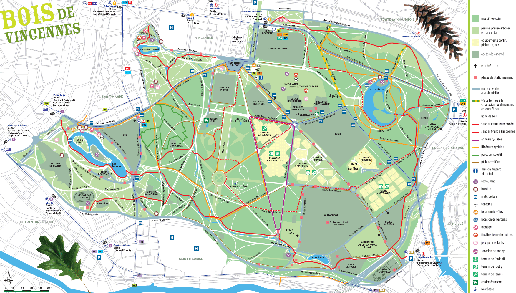 Tips for Planning a Trip to Paris with your Kids u2013 Take Me To Paris Apartments # Location Vélo Bois De Vincennes